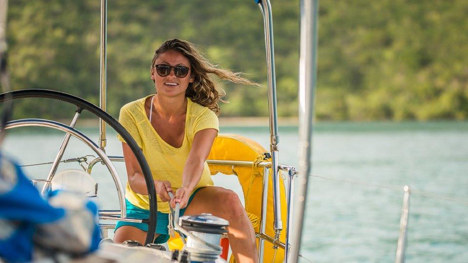 Apprendre A Naviguer Cours Debutant Sunsail