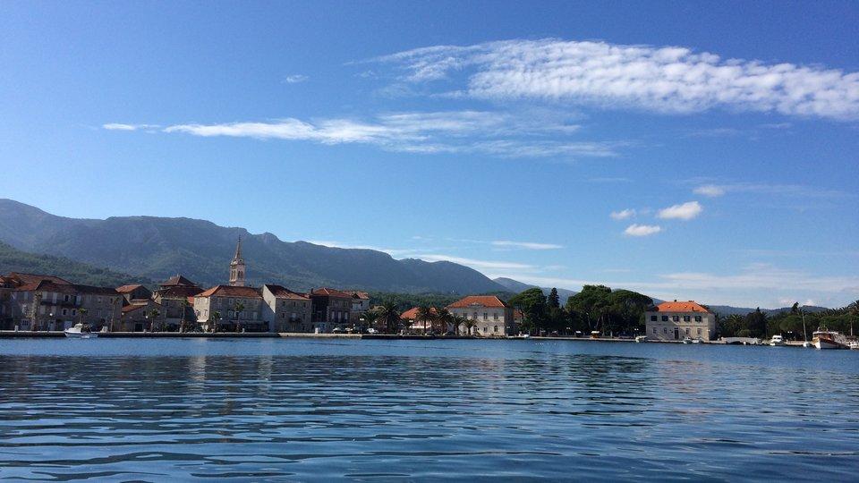 Jelsa (Hvar), Croatia